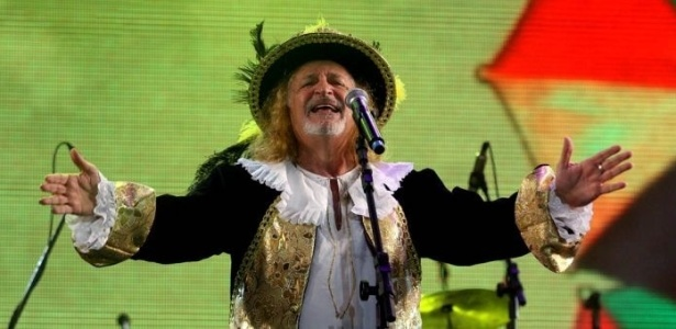 Alceu Valença faz show no Marco Zero (9/3/2011)