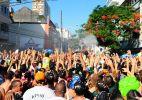 Bloco do Barbas desfila no Rio de Janeiro