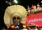 Carlinhos Brown faz apelo contra aquecimento global