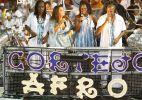 Cortejo afro leva tradição ao circuito Campo Grande
