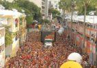 Bloco As Muquiranas desfila no circuito Campo Grande