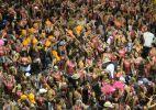 Banda Beijo leva público às ruas baianas