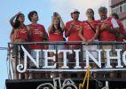 Netinho agita foliões no circuito Barra-Ondina