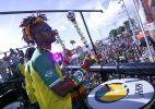Olodum faz primeira apresentação do domingo no Barra-Ondina