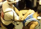 Policiais reprimem brigas no circuito Barra-Ondina