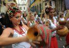 Recife antigo aproveita a terça-feira de Carnaval