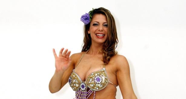 Sheila Mello destaque da escola de Samba Acadêmicos do Tucuruvi (03/02/2009)