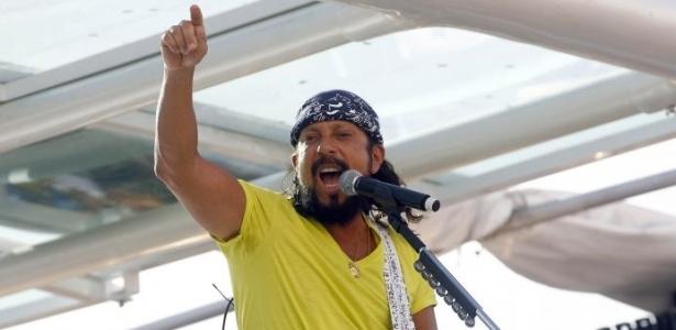 Bell Marques toca com o Chiclete com Banana no Carnaval de Salvador