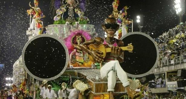 Desfile da Mangueira em 2008