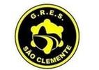 Logo da escola de samba São Clemente
