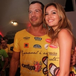 Malvino Salvador e Sophie Charlotte em Salvador (03/03/2011)