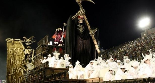 Desfile Unidos da Tijuca (07/03/2011)