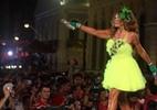 Marco Zero fica pequeno para o público do Recife, que encerra seu Carnaval