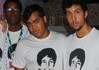 Filho de Preta Gil e amigos fazem homenagem a Rafael Mascarenhas em Salvador