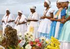 Dia de Iemanjá é celebrado em Salvador