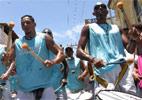 Psirico se apresenta nas comemorações do Dia de Iemanjá